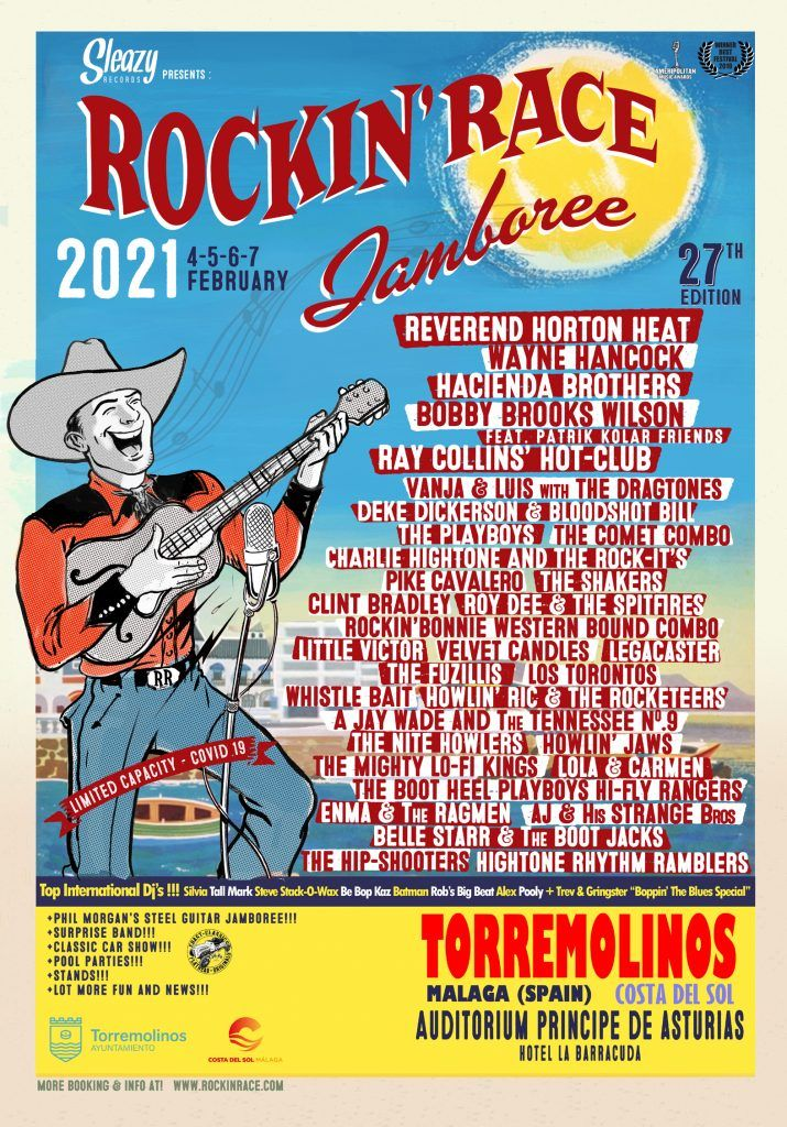 Pin En Rockabilly Festivals Parties
