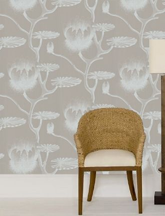 Web Photo Gallery Lily wallpaper from Cole and Son available to buy online from Tangletree Interiors The UK us largest online supplier of Designer Wallpaper