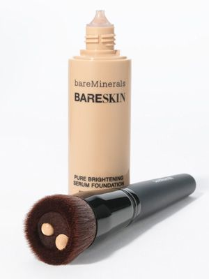 BareMinerals is coming out with a liquid foundation that's as ideal for sensitive and acne-prone skin as their original formula  YES!!!