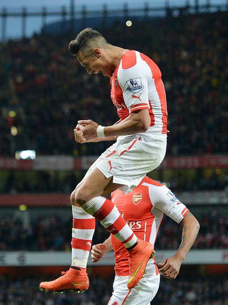 Alexis #Sanchez for #Arsenal