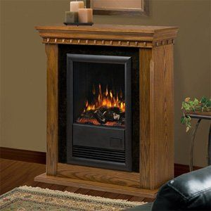 Small Electric Fireplaces Are Perfect For Compact Areas