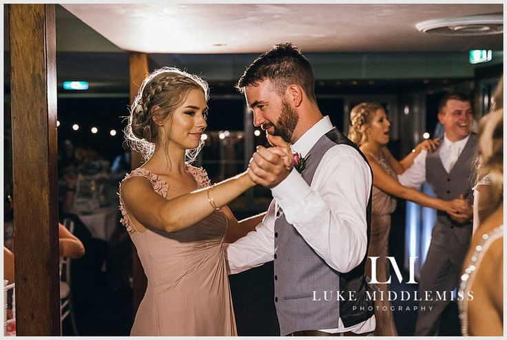 Reception Dancing at Maleny Manor - Sunshine Coast // Wedding DJ G&M Event Group #GMEventGroup #DJBrianDavis #Wedding #SunshineCoastWedding