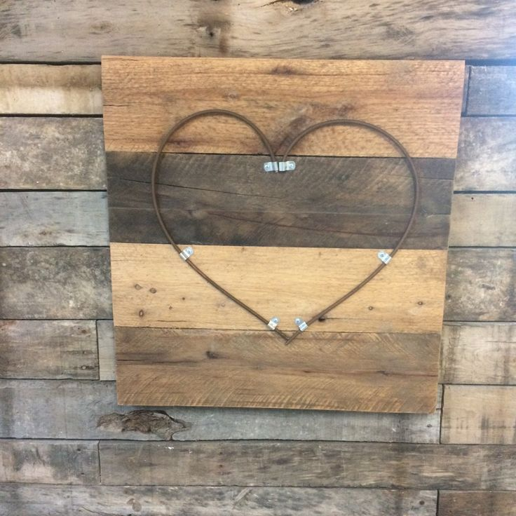 Woah! What an awesome, One of a kind piece.  With warm, rustic barn lumber and a piano bass string from a 1901 upright grand piano, this piece will have your heartstrings in a knot.  Do NOT miss out on this.  I wont be making another one like it!