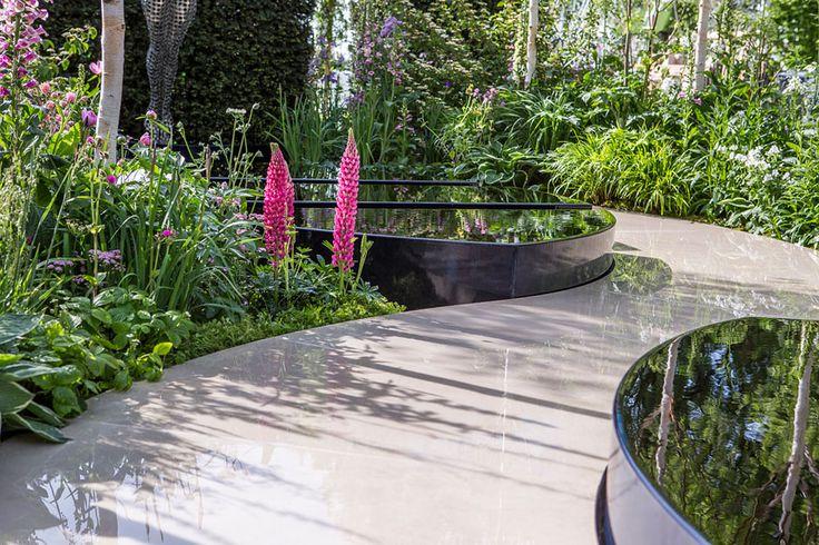 Breakthrough Breast Cancer Garden at the RHS Chelsea Flower Show / RHS Gardening
