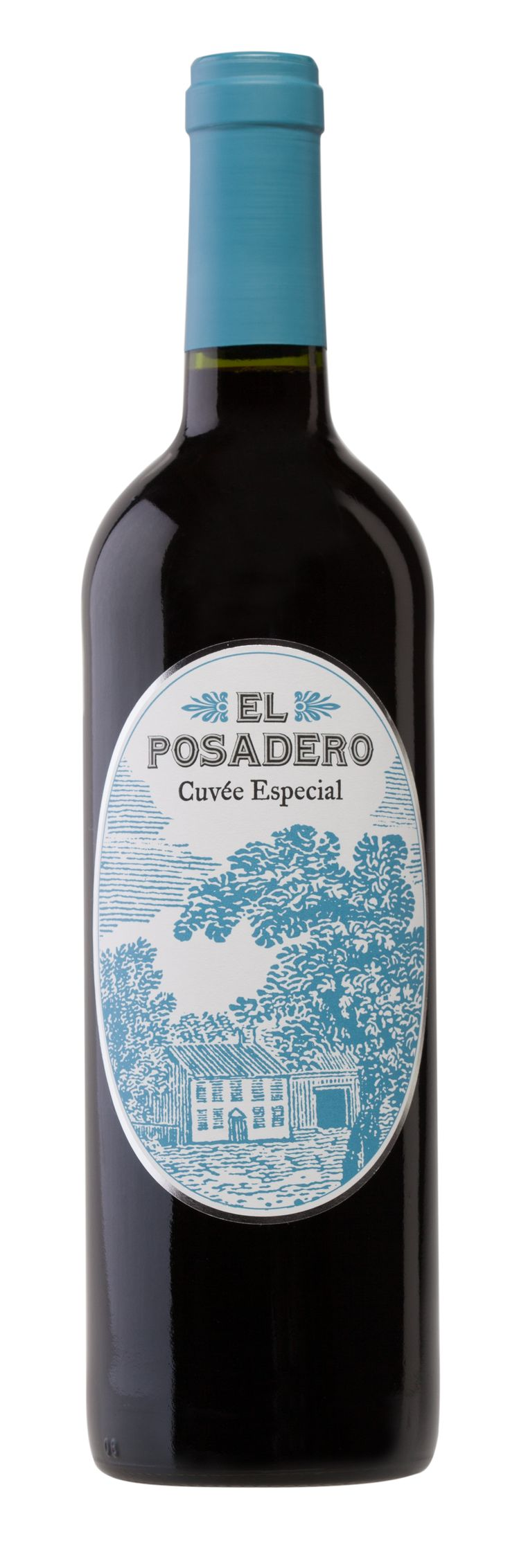 El Posadero is produced in the outskirts of Madrid, in the high elevation town of Arganda del Rey at 750 meters (2,460 ft.) elevation. This artisanal complex wine is fashioned from organically grown vines...