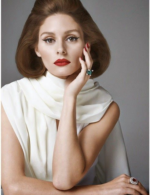 The Olivia Palermo Lookbook : Olivia Palermo For Vogue Brasil February 2015