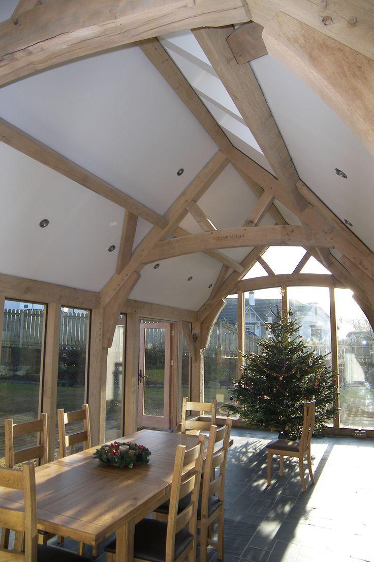 25 best oak framed extensions ideas on pinterest orangery