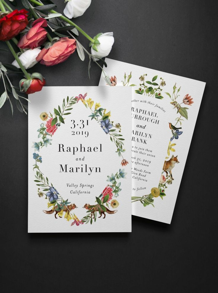 what does it mean when wedding invitation says black tie invited%0A Everyone Deserves Beautifully Designed Invites from Printable Press