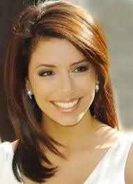 Image result for shoulder length hairstyles for thick hair