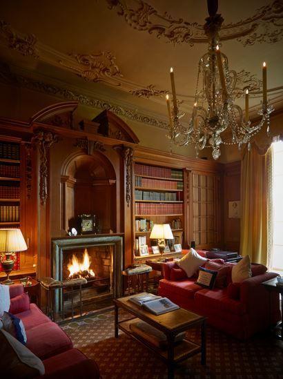 Fireside chat…