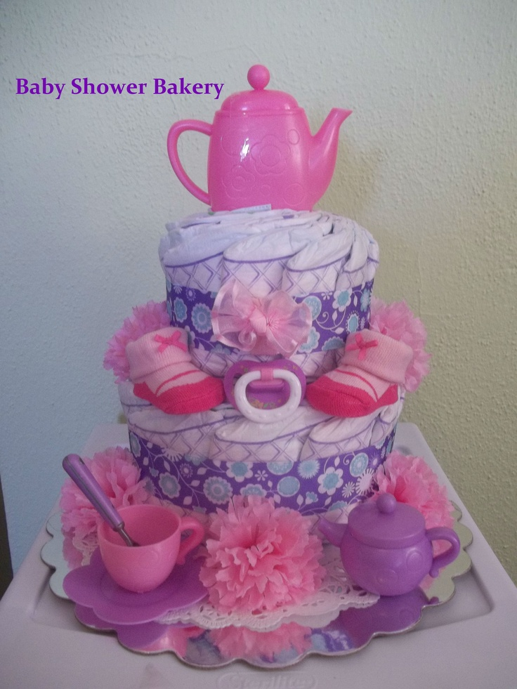 What little princess doesn't love tea parties? Vintage miniature tea set and dress shoes will make this a Mimi original for Baby Ava!