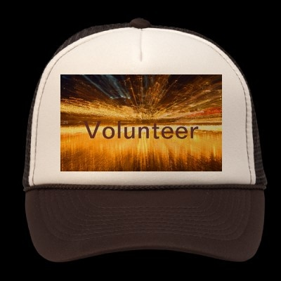 Give this hat to your favorite volunteer