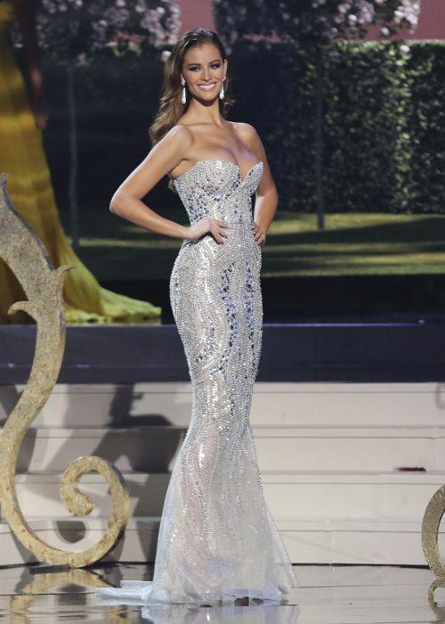 Miss Espanha- Desire Cordero Ferrer