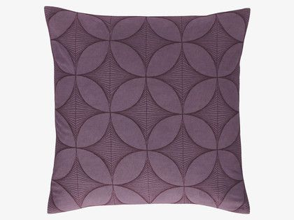 Alvey Purple Cushion - keeping the home office comfy! #HabitatPintoWin