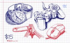 draw Very detailed Line Illustration