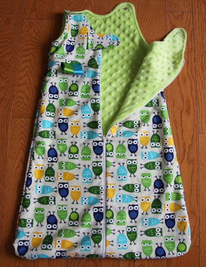 sleep sack-- I'm hoping my mom can figure out how to make these since this one is $39.50