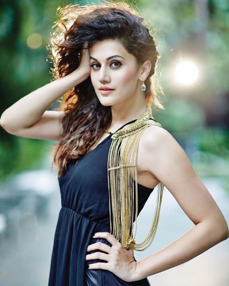 Bollywood Super Star Taapsee Pannu Gorgeous Photos