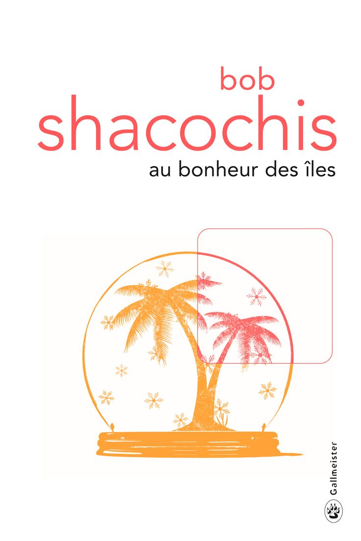 Bob Shacochis Collection Totem Graphisme Val�rie Renaud
