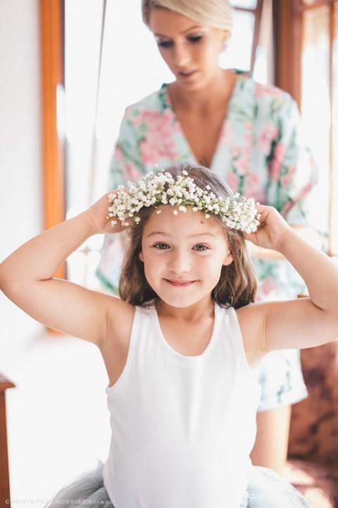Flower crowns are fun...