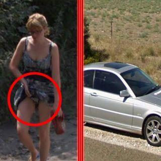 Las 21 imágenes más graciosas captadas por Google Maps (Street View) ¡Morirás con la #9!