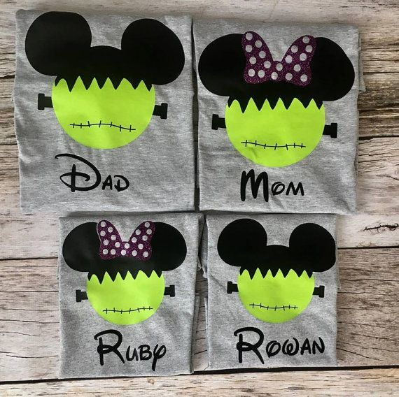 Disney Family Shirts Matching Disney Shirts by CatchinTumbleweeds