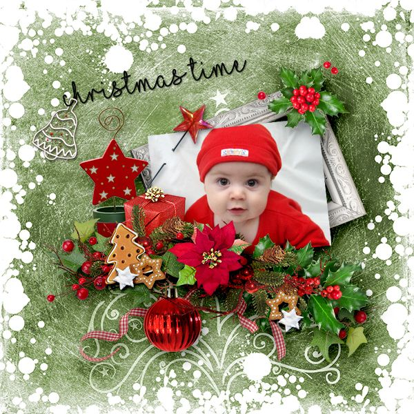 *Hello Christmas* by Butterfly Dsign  http://digital-crea.fr/shop/index.php… https://www.e-scapeandscrap.net/boutique/index.php…