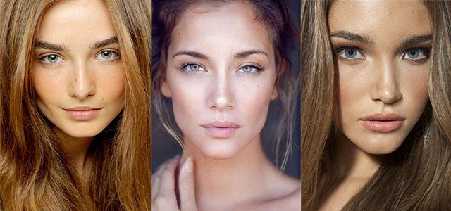 18 Inspirierende natürliche Make-up-Ideen & Looks für Mädchen 2014   – Trends Fashion