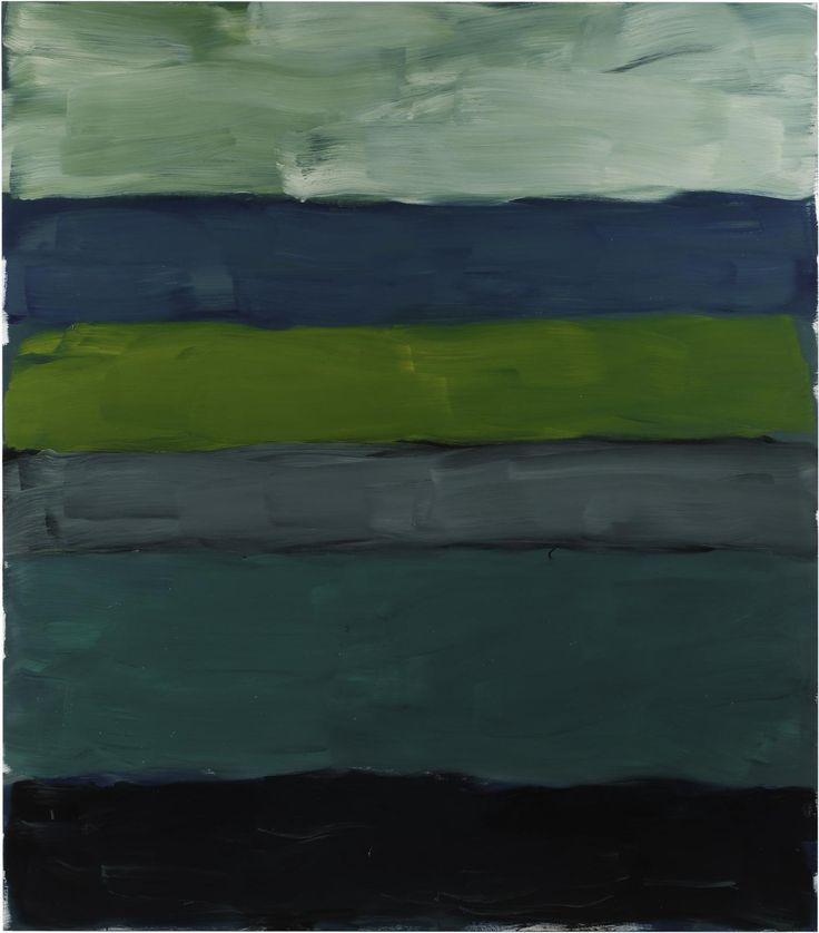 "iconoclasticpole: ""Sean Scully, Landline Green White 2014 http://www.kerlingallery.com/artists/sean-scully/artist_works/7/1921 """