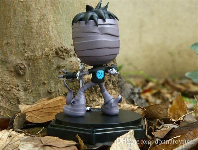 Donnatoyfirm PVC Q Version Nendoroid LOL League Of Legends Amumu the Sad Mummy…
