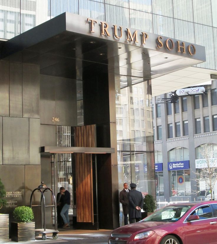 Cannabis Real Estate Conference Coming to the Trump Soho