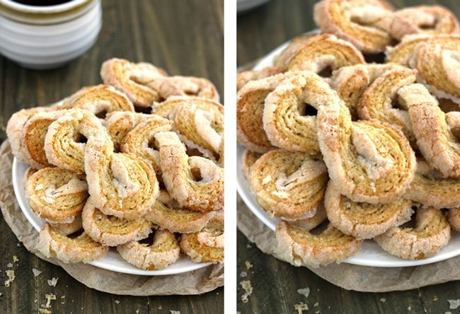50 Calorie Sugar Twists {Whole Wheat, Low calorie and Low Fat} - Food Faith Fitness
