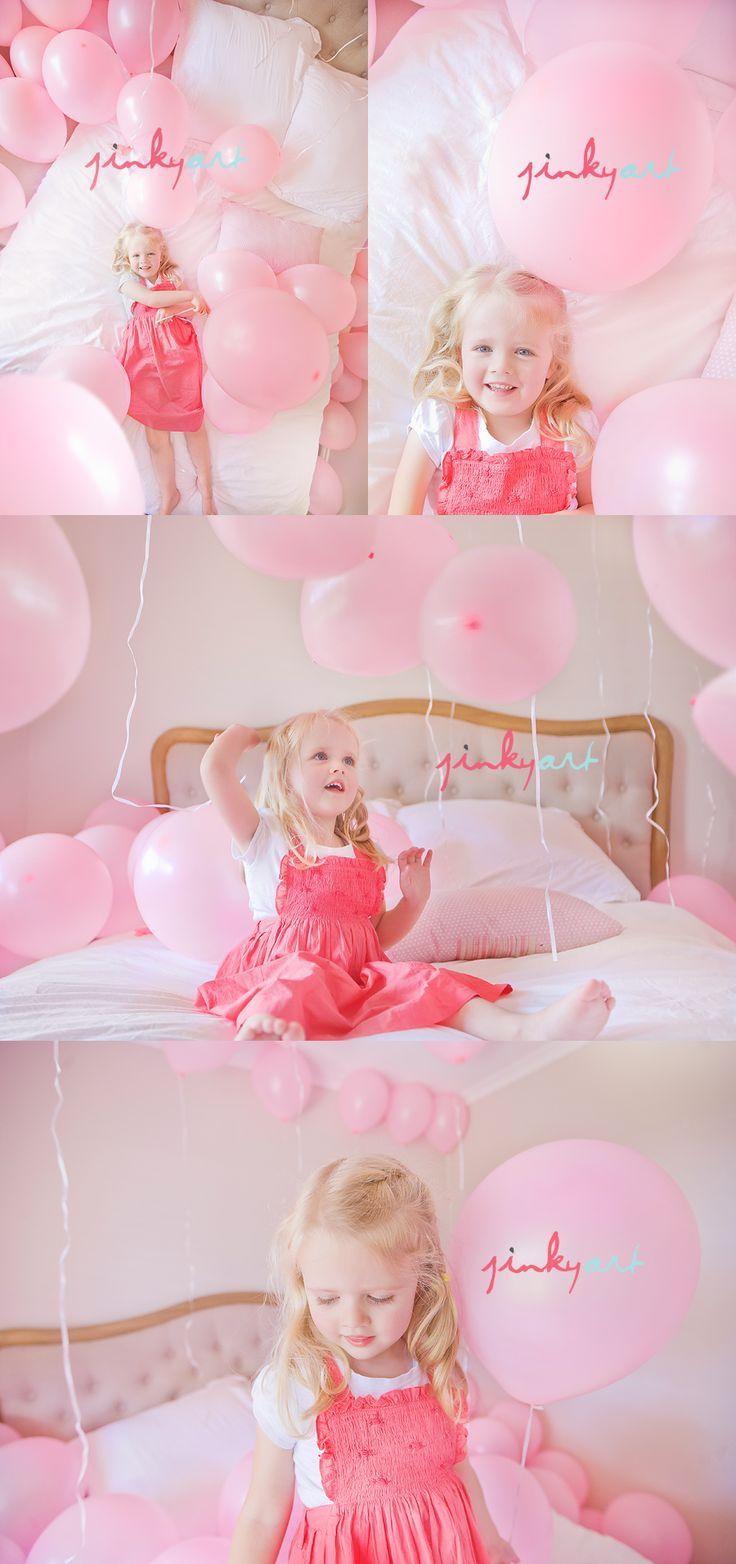 balloooonsBirthday Pictures, Photos Shoots, Birthday Balloons, Birthday Photos, Girls Birthday, Children Photography, Birthday Morning, Photos Session, Photography Ideas