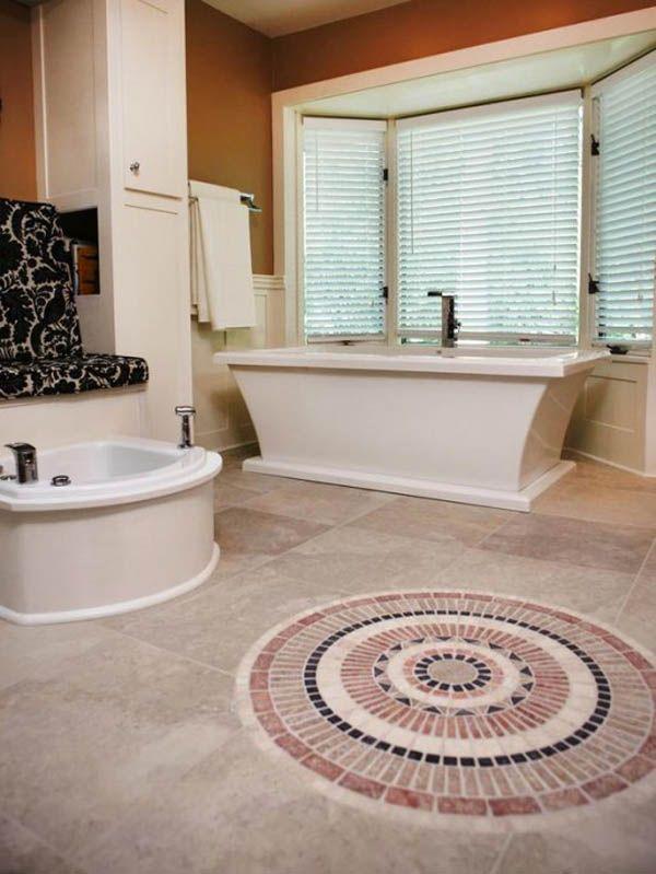 decorating ideas bathroom flooring trend bathroom floor tilesdesign