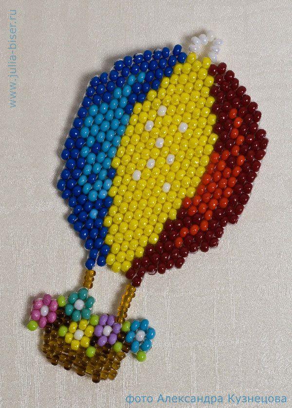 Юлия Лындина. Фигурка воздушный шар