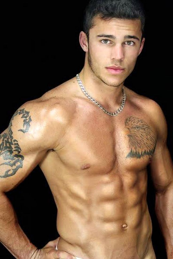 497 best man crush images on pinterest beautiful for Naked men tattoo