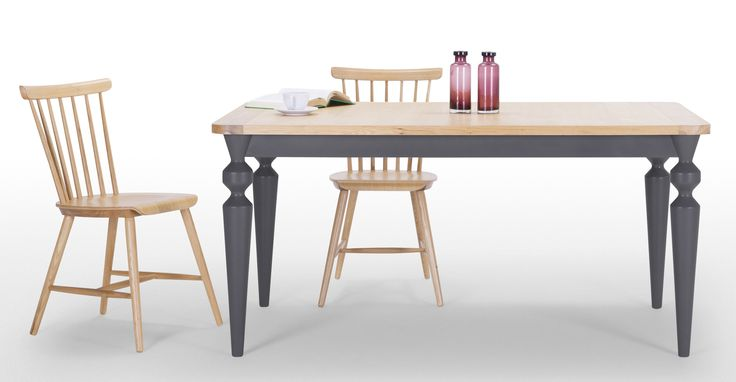 Betty Dining Table, £399 | MADE.COM