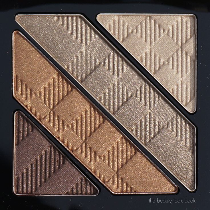 Burberry Beauty Gold No. 25 Complete Eye Palette