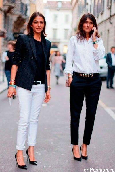 Как одеваются француженки - найдите портного