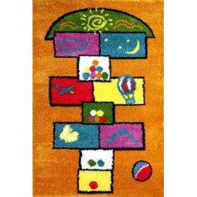 Covor camera copiilor colectia Fantazy Abstract