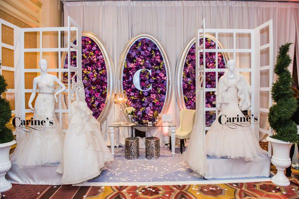 wedding gowns booth expo - Google Search