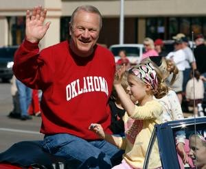 Barry Switzer...this man has always had my heart!