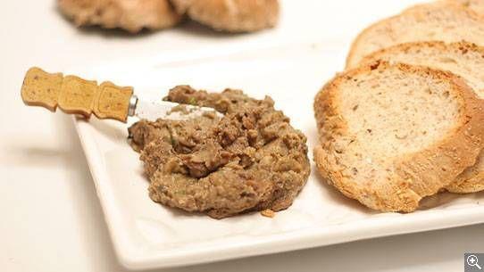 Tartinade végétarienne portobello et pois chiches: ingrédients, préparation, trucs, information nutritionnelle
