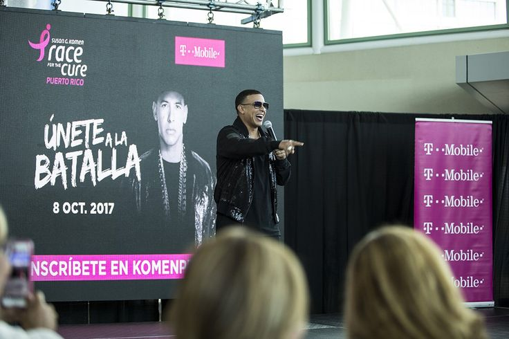 ImagenFans : [FOTOS Y VIDEO] @daddy_yankee se une a la batalla contra el #cáncer: https://t.co/UAiMhOC2aq https://t.co/1syU9hsUrc | Twicsy - Twitter Picture Discovery