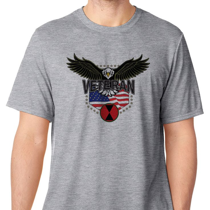 Show your 7th Infantry Division pride with this comfortable performance T-Shirt. These shirts will keep you cool and comfortable as they offer PURE-tech moisture wicking. These shirts feel like cotton but dries 4x faster! Our sublimation technology means the image will last a lifetime & will not crack or peel. Designed, Printed & Sublimated in the USA -Fabric imported.