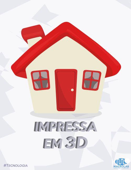 Se te Dissessem que é #Possível #Construir um #Casa em #24h  Já seria #Difícil de #Acreditar né? #Agora adicione nesse #Pacote aí, Que essa #Casa seria Feita com uma #Impressora #3D. Pois é .. Isso é #real, já foi feito e não Custa mais que R$ 35 Mil | Produtos Essenciais para seu Negócio-> Macrolab.com.br