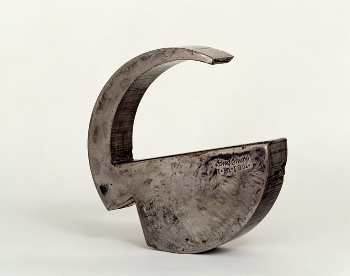 David Smith's steely determination. Abstract expressionist sculptor's retrospective ...