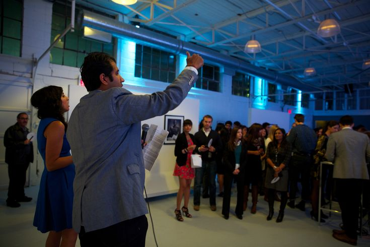 Dignity in Focus Charity Photo Auction #dignityTO @Airship37 Event Venue