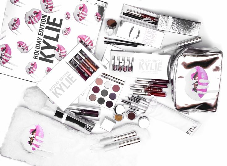 """KYLIE COSMETICS — The Holiday Collection by """"Kylie Cosmetics"""""""