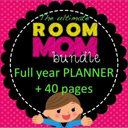 19 best Room Mom images on Pinterest Teacher appreciation gifts