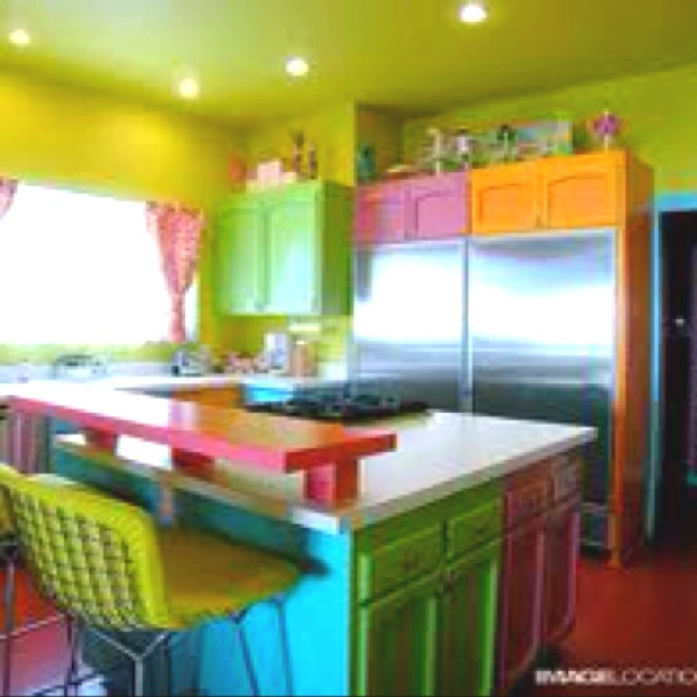 11 best Rainbow bright images on Pinterest Home Colorful